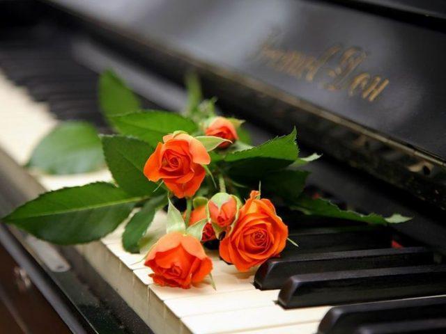 Песни мира и рояль. Концерт 6 марта в Киеве.