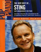 HGH The Very Best of Sting.pdf Стинг. Ноты для фортепиано.