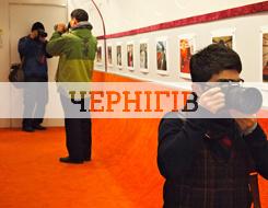 cf Портфолио ревю 2011 в рамках ChernihivPhotoFest