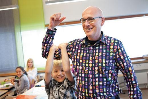 fin1 Образование мира. Финские школы   лучшие в мире