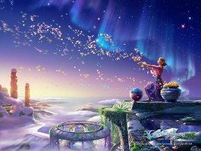 Музыка, цвета и стихи, соответствующие им.