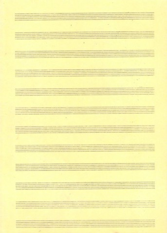 not paper 343x480 Нотные линейки на нотном листе
