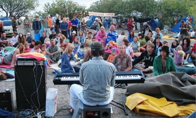 Фестиваль Сказочный Город. Крым 18 – 24 августа.