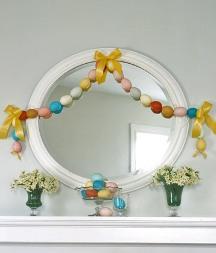 Цвет, украшение дома и поведение