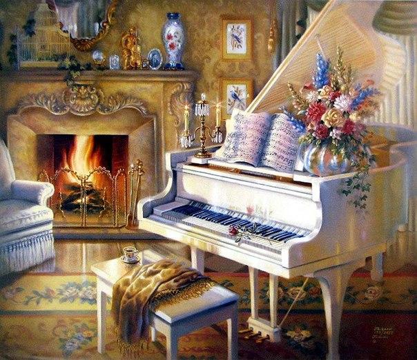 """""""Влюблённый"""" концерт в Чернигове 14 февраля. Романтическое фортепиано на день влюблённых"""